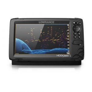 Фото эхолота Lowrance Hook Reveal 9 50/200 HDI